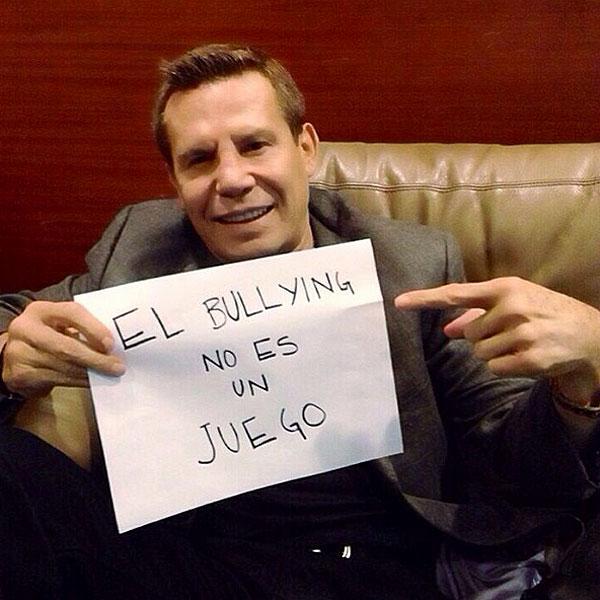 Julio César Chávez, Bullying