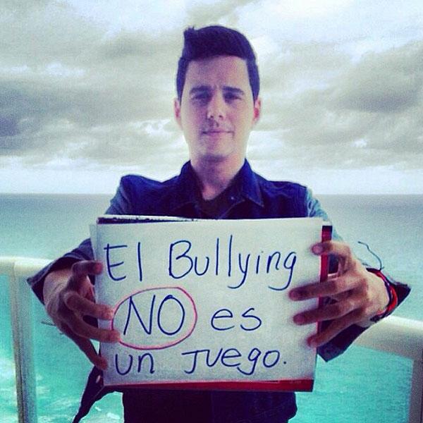 Alejandro Chabán, bullying