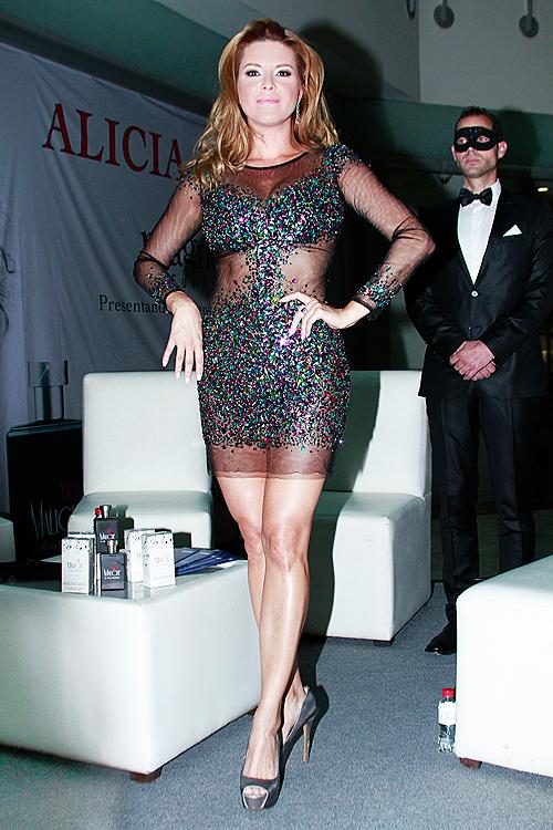 El look del día, Alicia Machado