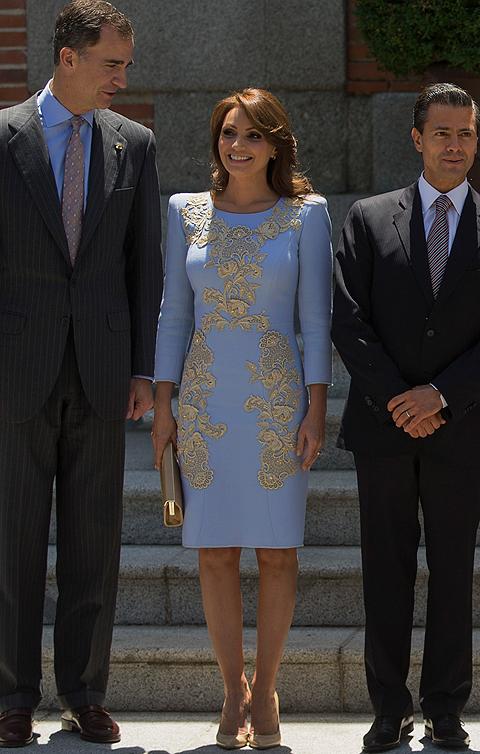 El look del día, Angélica Rivera