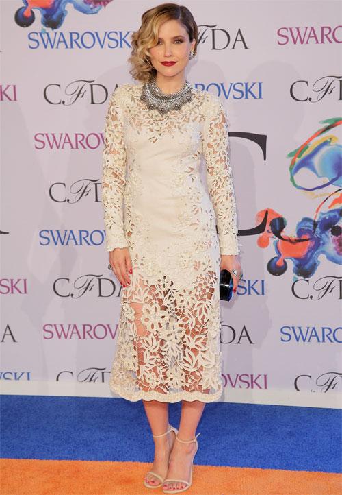 SOPHIA BUSH, Premios CFDA de la moda