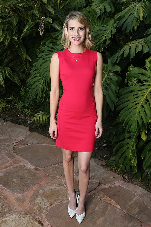 El look del día, Emma Roberts