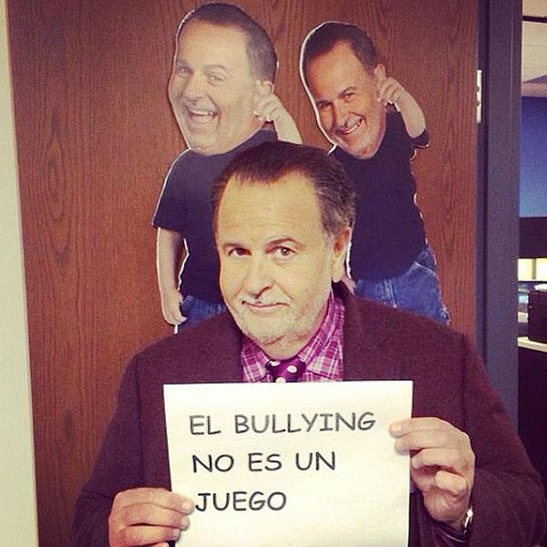 Raúl de Molina, Bullying