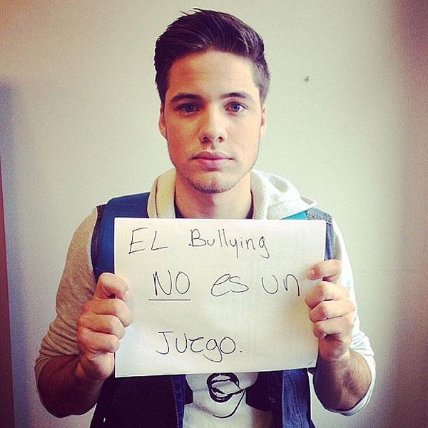 William Valdés, bullying