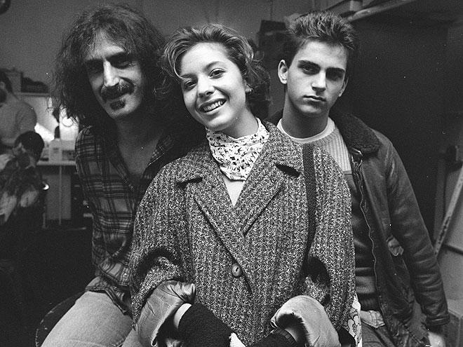 Frank Zappa, Nombres raros