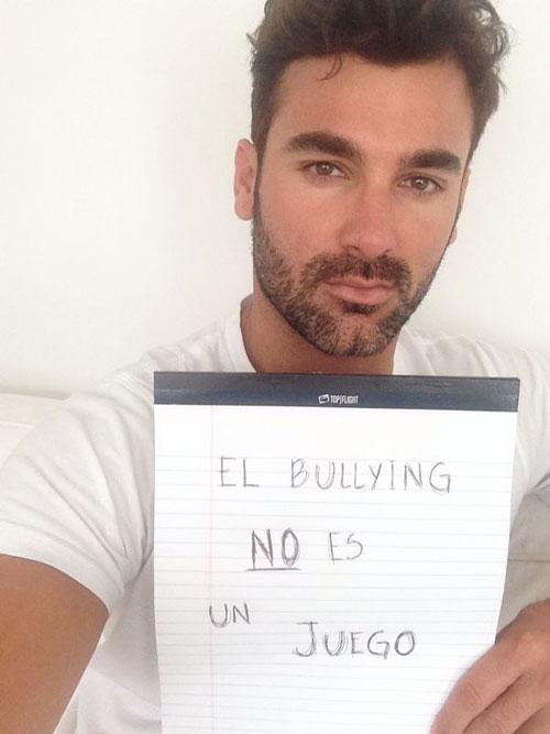 Mauricio Mejia, bullying