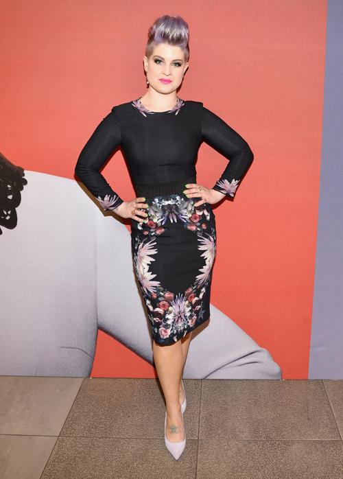 El look del día, Kelly Osbourne