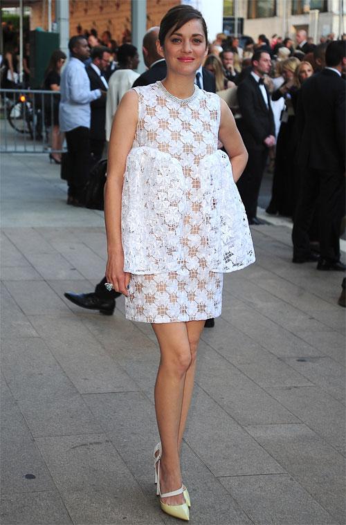 MARION COTILLARD, Premios CFDA de la moda