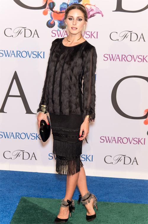 OLIVIA PALERMO, Premios CFDA de la moda