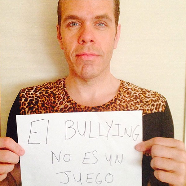 Perez Hilton, bullying