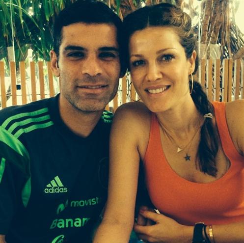 La fanática número uno de Rafael Márquez: su esposa Jaydy Michel