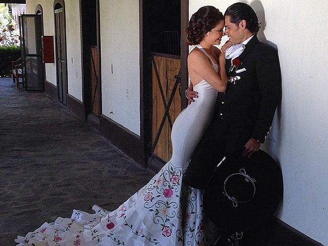 Ana Patricia, Luis Carlos Martínez