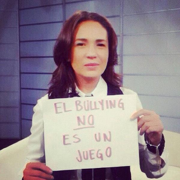 Yolanda Andrade, bullying