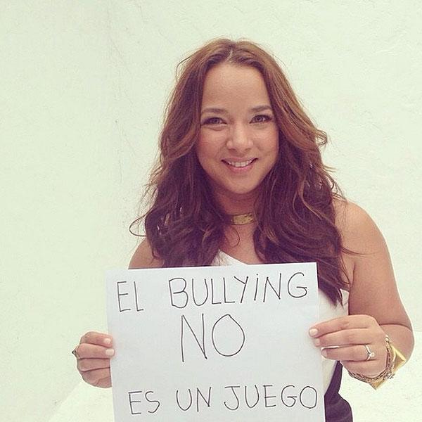 Adamari López, bullying