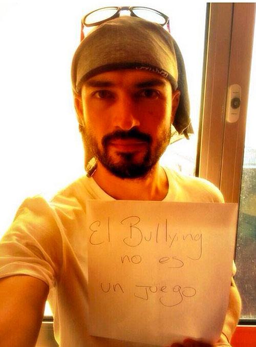 Poncho Herrera, bullying