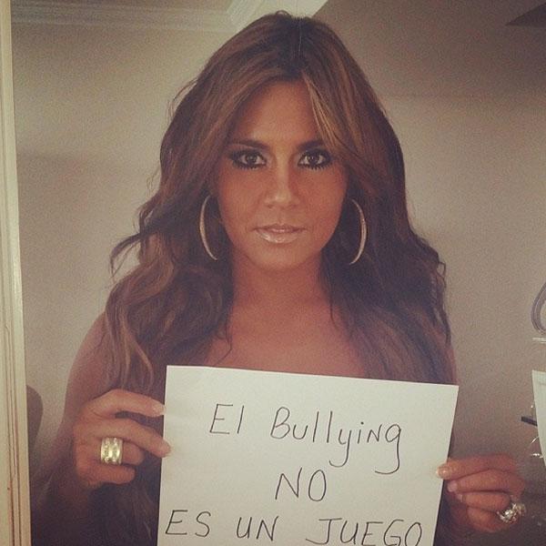Maripily, bullying