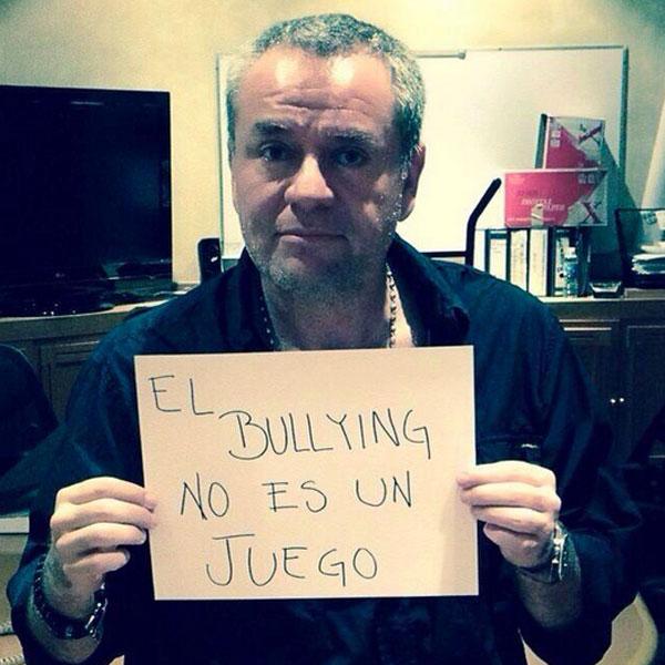 José Alberto Castro, bullying