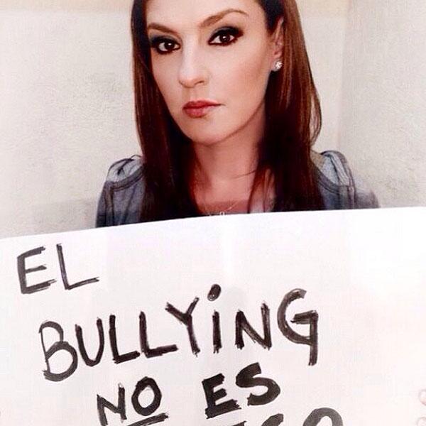 Chantal Andere, bullying
