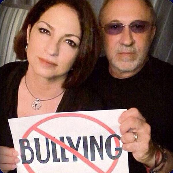 Gloria Estefan, Emilio Estefan, Bullying