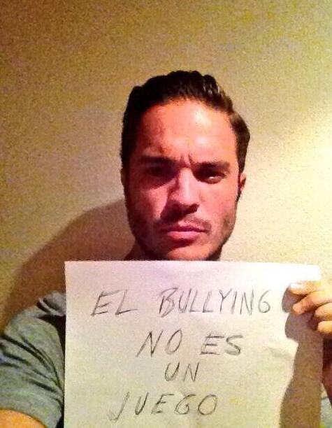 Kuno Becker, bullying