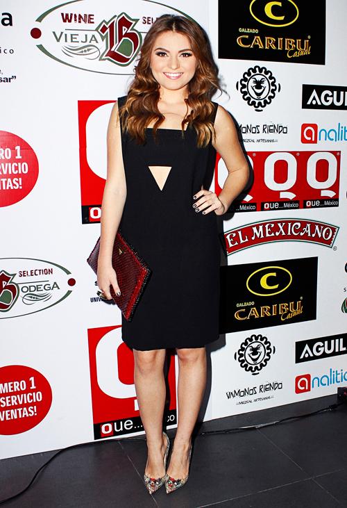 El look del día, Sofía Castro