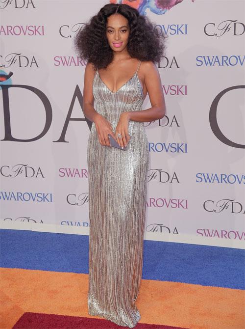 SOLANGE KNOWLES, Premios CFDA de la moda