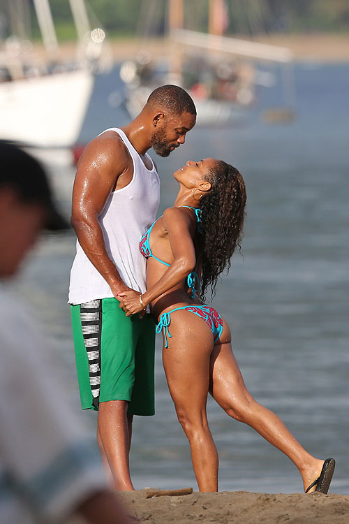 Jada Pinckett Smith, Will Smith, Míralos