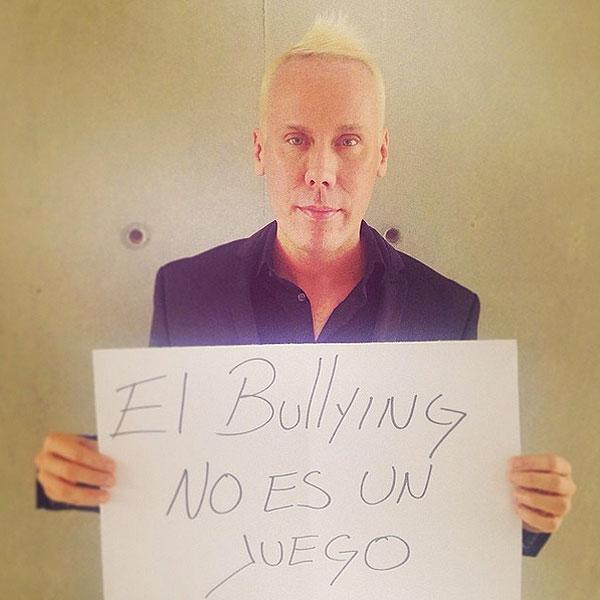 Alfonso Waitsman, bullying