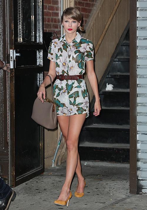 Tendencias, verano, enterizos, Taylor Swift