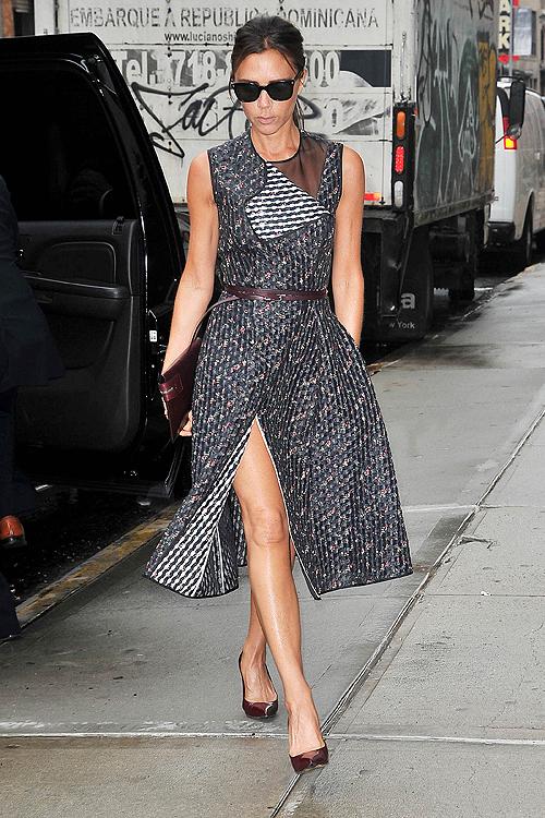 El look del día, Victoria Beckham