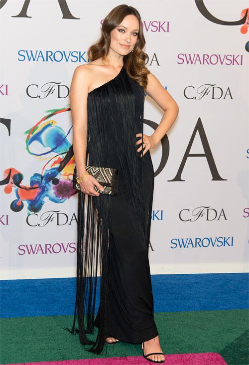 OLIVIA WILDE, Premios CFDA de la moda
