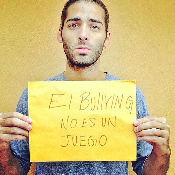 Jason Canela, bullying