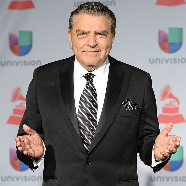 Don Francisco, Festival 2014