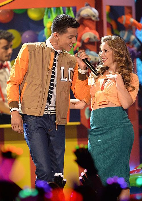 Luis Coronel, Premios Juventud