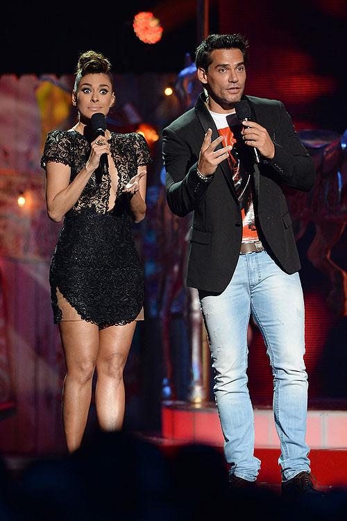 Galilea Montijo, Cristian de la Fuente, Premios Juventud