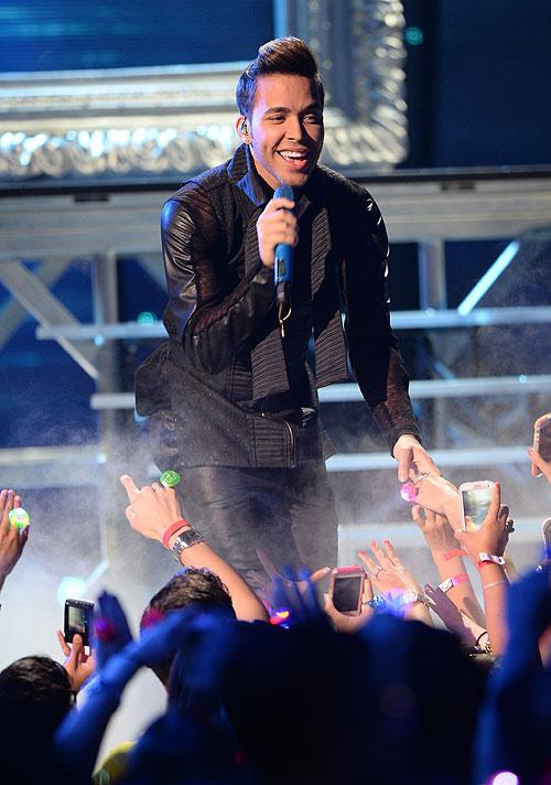 Prince Royce, Premios Juventud