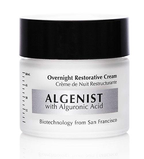 Overnight Restorative Cream de Algenist, reviews