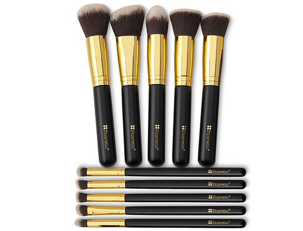 Brochas Bh cosmetics