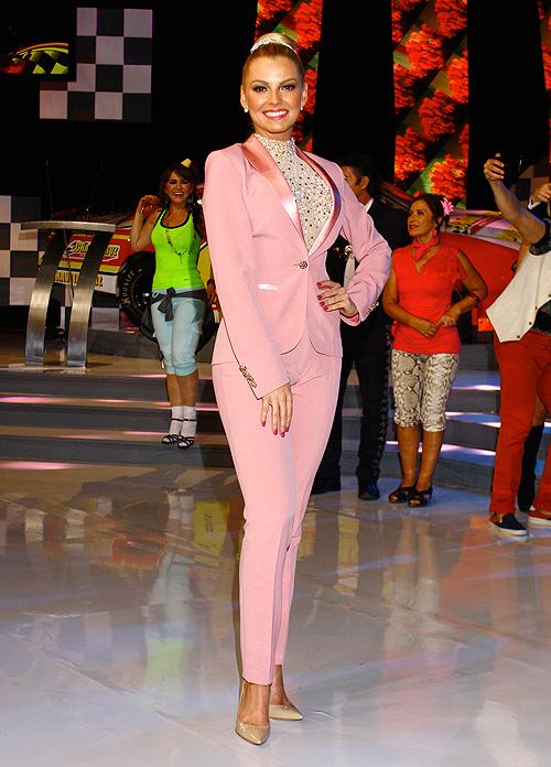 El look del día, Marjorie de Sousa