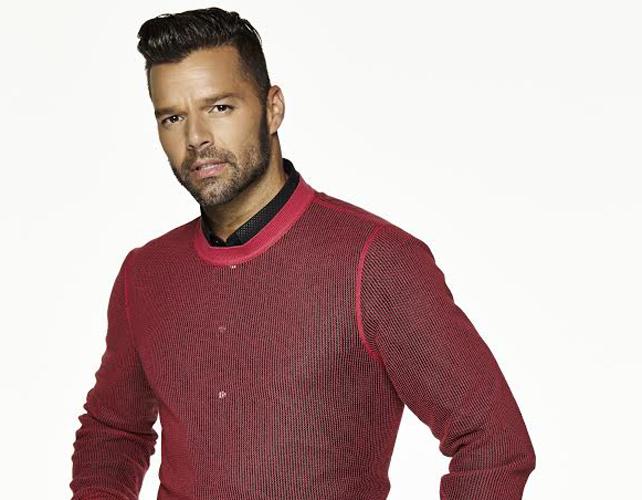 Ricky Martin para artículo