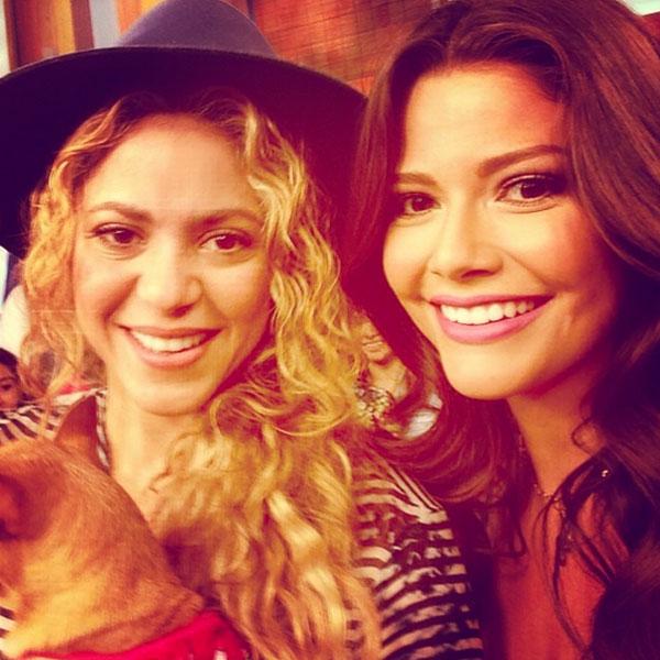 ANA PATRICIA, Shakira