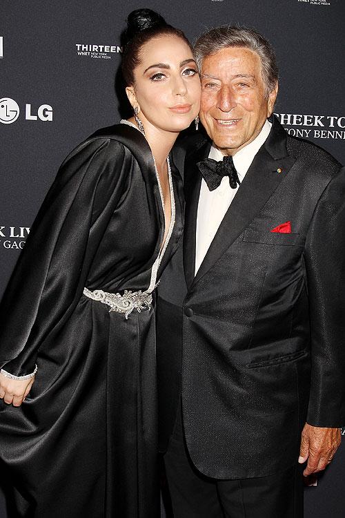 Lady Gaga, Tony Bennett, Míralos