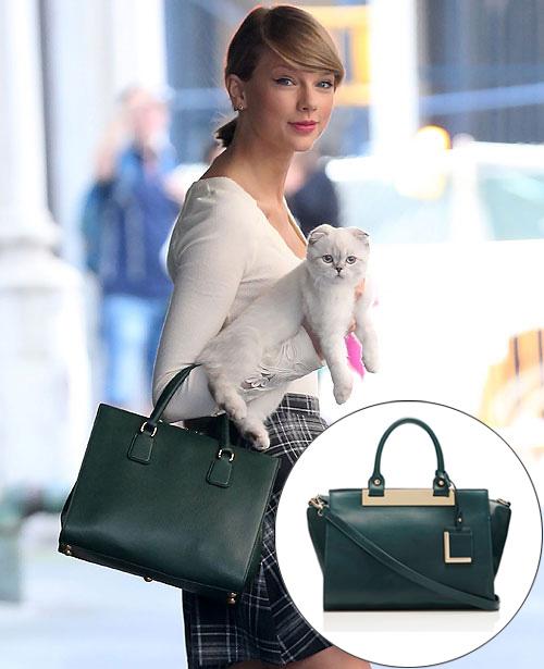 El look por menos, Taylor Swift