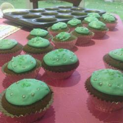 Betún fácil para cupcakes