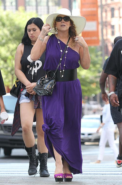Mariah Carey, Nick Cannon, Míralos
