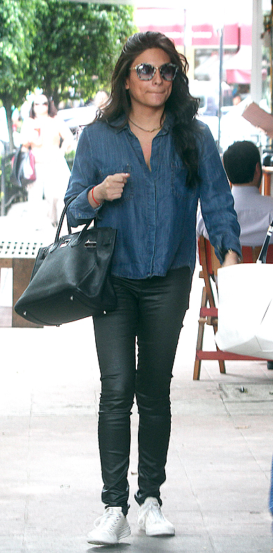 El look del día, Ana Brenda Contreras