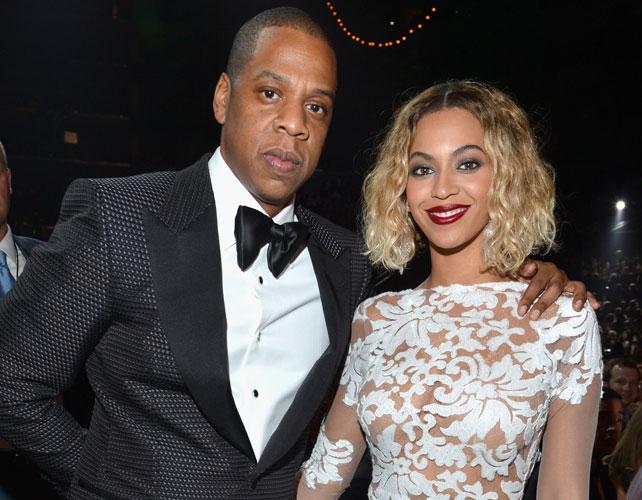 Jay-Z y Beyonce para articulo