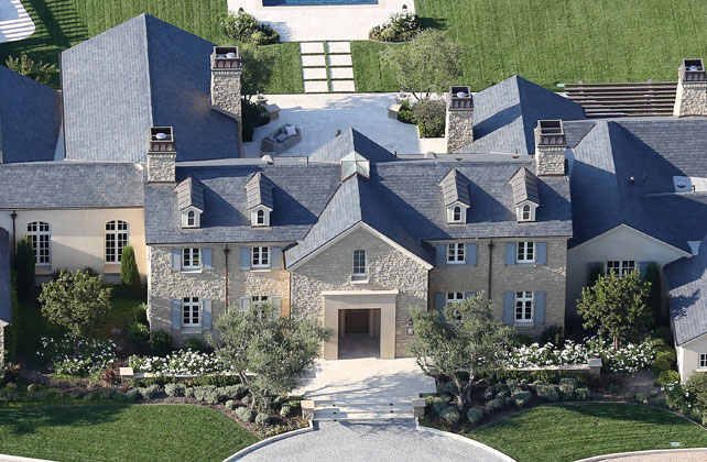 Casa de Kim Kardashian pic 1