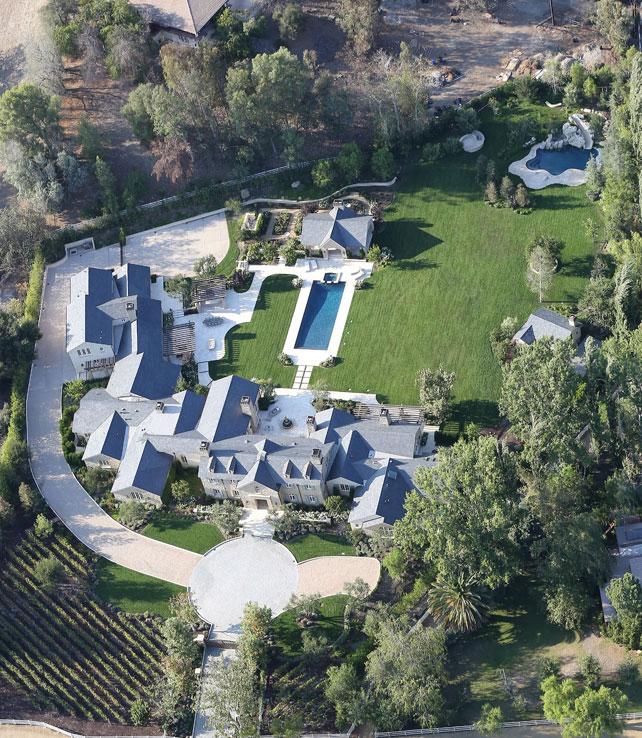 Casa de Kim Kardashian pic 2