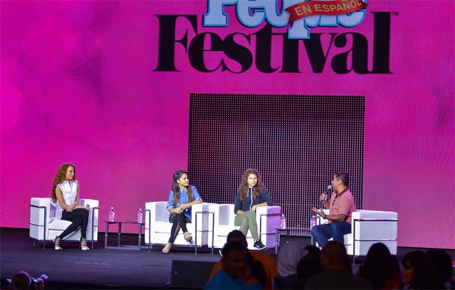 Zendaya, Becky G, Leslie Grace